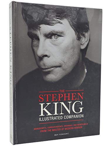The Stephen King Illustrated Companion Manuscripts, Correspondence,: Vincent, Ben