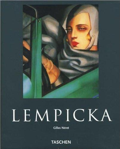Tamara De Lempicka: 1898-1980