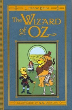 9781435118737: Classic Wizard Of Oz [Hardcover] by