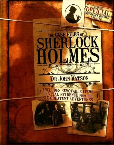 9781435118867: The Case Files of Sherlock Holmes