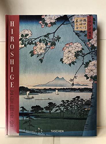 Hiroshige: One Hundred Famous Views of Edo: Trede, Melanie ;