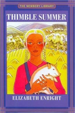9781435119529: Thimble Summer (The Newbery Library Thimble Summer)