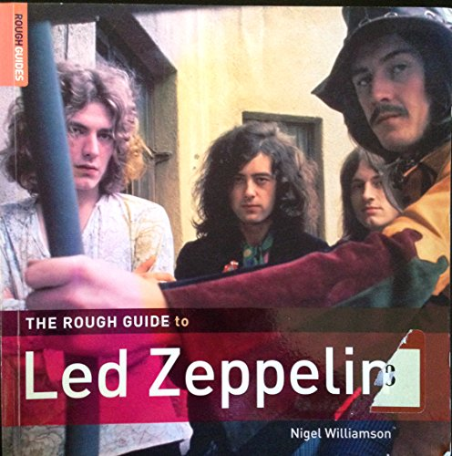 9781435120280: The Rough Guide to Led Zeppelin