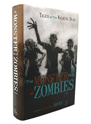 9781435120495: The Monster Book of Zombies