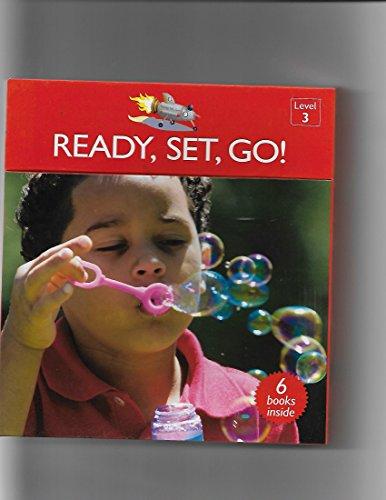 READY, SET, GO! (6 books to share: SANDY CREEK