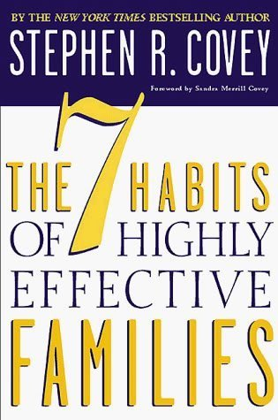 9781435120587: The 7 Habits of Highly Effective Families