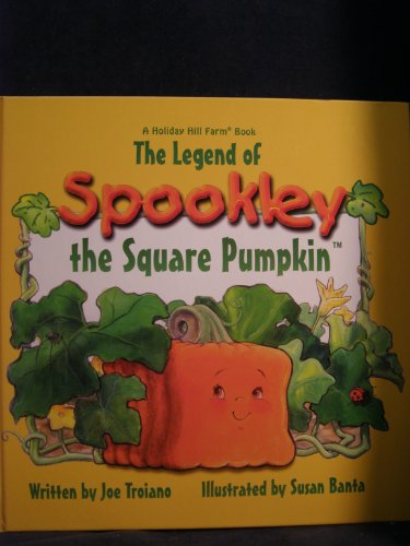9781435120884: The Legend of Spookley the Square Pumpkin