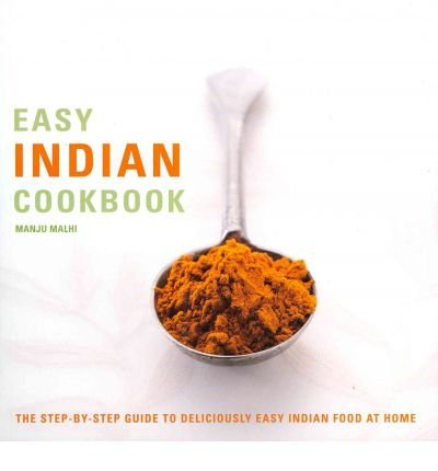 9781435121201: Easy Indian Cookbook: The Step-by-step Guide to Deliciously Easy Indian Food at Home