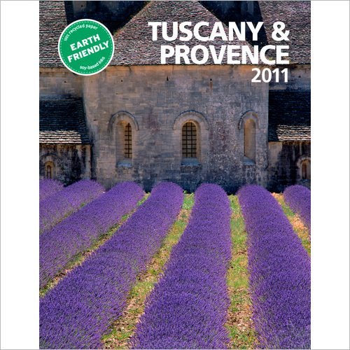 Tuscany & Provence 2011 Softcover Engagement Calendar