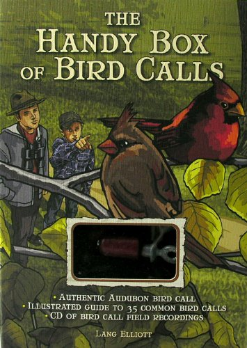 9781435121621: The Handy Box of Bird Calls Bird Call Guide