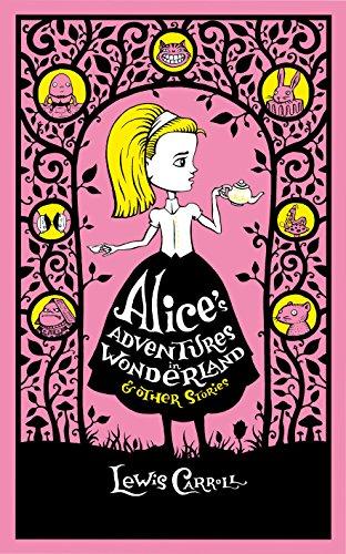 Alice s Adventures in Wonderland Other Stories (Barnes Noble Omnibus Leatherbound Classics): Lewis ...