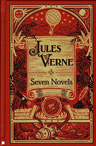 9781435122956: Jules Verne: Seven Novels (Barnes & Noble Leatherbound Classics) (Barnes & Noble Leatherbound Classic Collection)