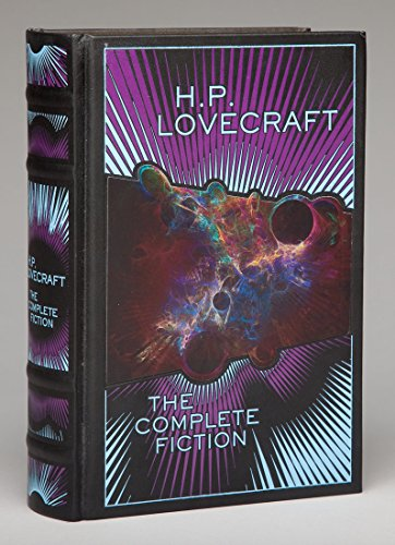 H.P. Lovecraft: The Complete Fiction (Barnes & Noble Leatherbound Classics) (Barnes & Noble...
