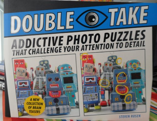 9781435123236: Double Take: Addictive Photo Puzzles That Challenge Your Attention to Detail