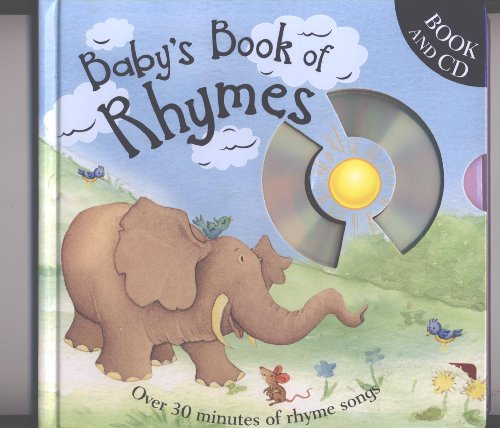 Baby's Book of Rhymes Book and CD: Sandy Creek