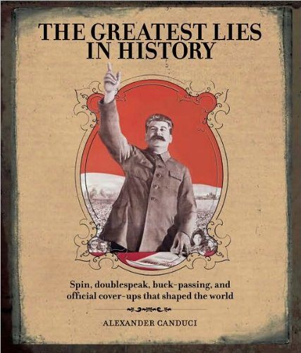 9781435124349: The Greatest Lies in History