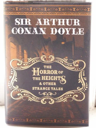9781435125049: The Horror of the Heights and Other Strange Tales