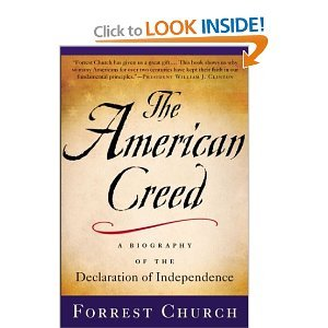 9781435125407: The Amercian Creed: A Biography of the Declaration of Independence