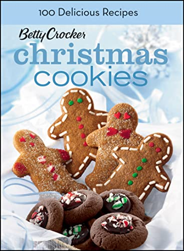 9781435125735: Betty Crocker Christmas Cookies, BN Edition: 100 Recipes for the Way You Really Cook
