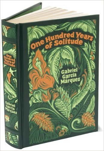 9781435126053: One Hundred Years of Solitude (Leatherbound Classics)