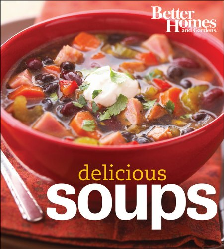 9781435126329: Better Homes and Gardens Best Soup Recipes (BN) (Better Homes & Gardens Cooking)