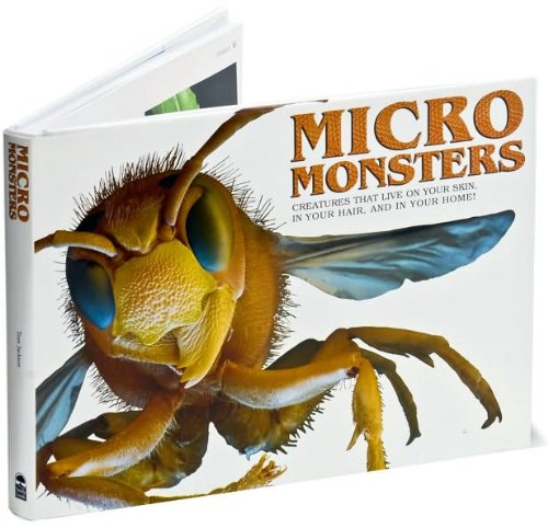 Micro Monsters : Creatures That Live on: Tom Jackson