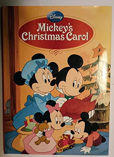 9781435126589: Mickey's Christmas Carol