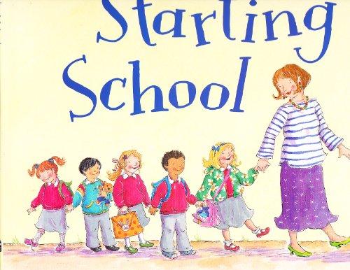 Starting School: Franzeska Ewart