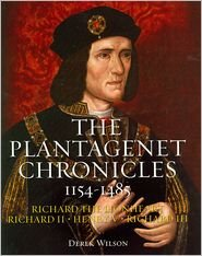 The Plantagenet Chronicals 1154-1485