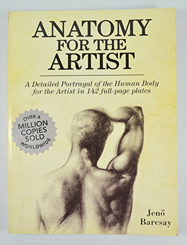 Anatomy Artist by Jeno Barcsay - AbeBooks