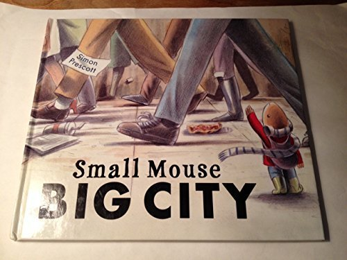 9781435127289: Small Mouse, Big City