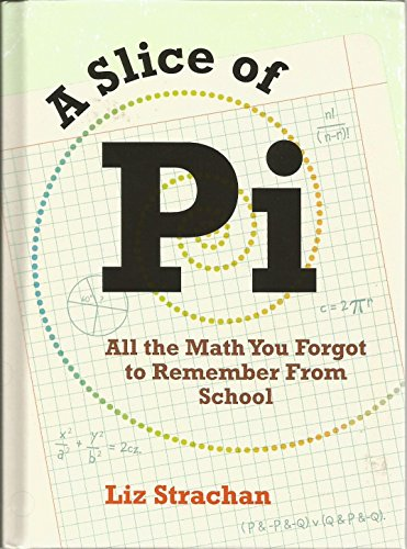 9781435127470: A Slice of Pi: All the Math You Forgot to Remember From School