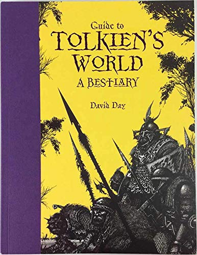 9781435129368: Guide to Tolkien's World : A Bestiary (Metro Books Edition)