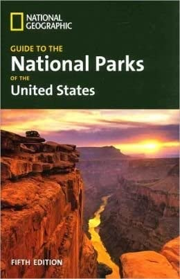 9781435129504: Guide to the National Parks of the United States (5th Edition)