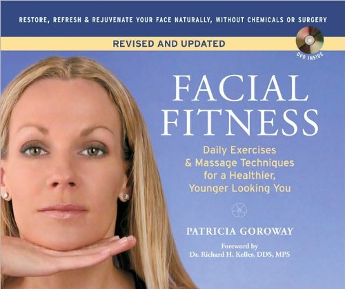 9781435131170: Facial Fitness: Daily Exercises & Massage Techniques for a Healthier, Younger Looking You