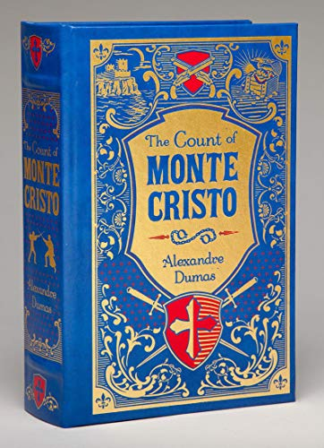 9781435132115: Count of Monte Cristo, The (Leatherbound Classic Collection) by Alexandre Dumas (2011) Leather Bound
