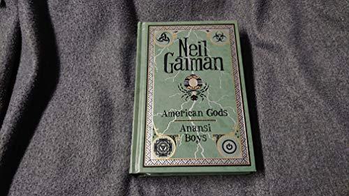 9781435132139: American Gods / Anansi Boys, Neil Gaiman