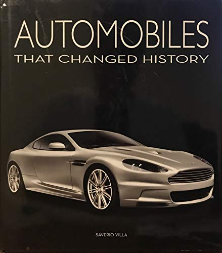 9781435133327: Automobiles That Changed History