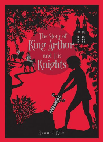 9781435133464: Story of King Arthur and His Knights, The (Leatherbound Classic Collection) by Howard Pyle (2011) Bonded Leather