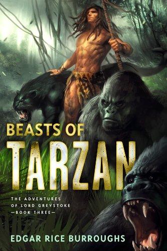 a narrative description of tarzan of the apes characters