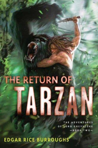 9781435134447: Return of Tarzan, The (Adventures of Lord Greystoke)