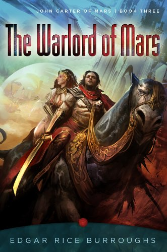 9781435134461: The Warlord of Mars: John Carter of Mars, Book Three (John Carter of Mars Series)
