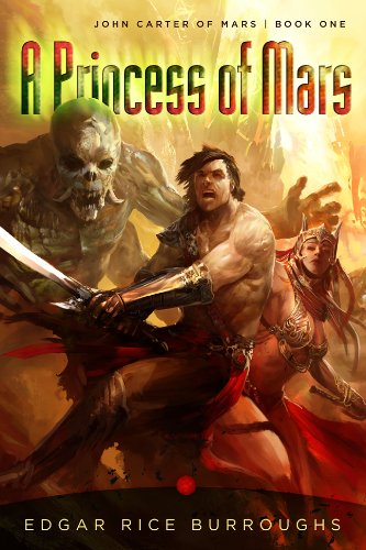 9781435134485: A Princess of Mars: John Carter of Mars, Book 1