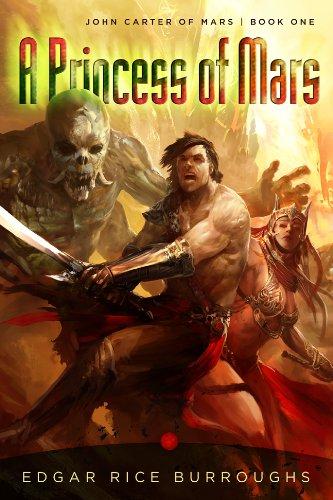 9781435134485: A Princess of Mars (John Carter of Mars)