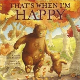 That's When I'm Happy: Shoshan, Beth