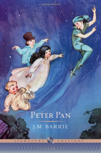 9781435136601: Peter Pan (Barnes & Noble Signature Edition)