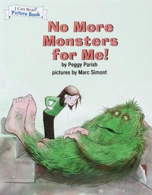 9781435137097: No More Monsters for Me! (I Can Read! Picture Book)