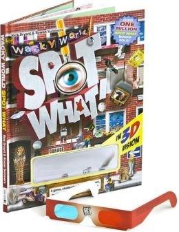 Wacky World (3-D Spot What): Hinkler