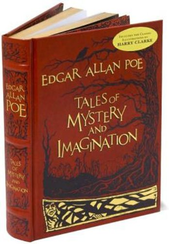 9781435137387: Tales Of Mystery & Imagination (Barnes & Noble Leatherbound Classic Collection)