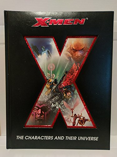 9781435137578: X-MEN The Characters and Their Universe by Michael Mallory (2011-08-02)